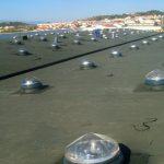 Clarabóias de iluminação tubulares - exuvent.sun.pipe = sem calor & sem watts