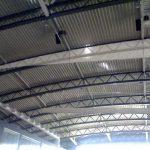 Pavilhão Desportivo da Escola Cardoso Lopes - Amadora (Iluminação)