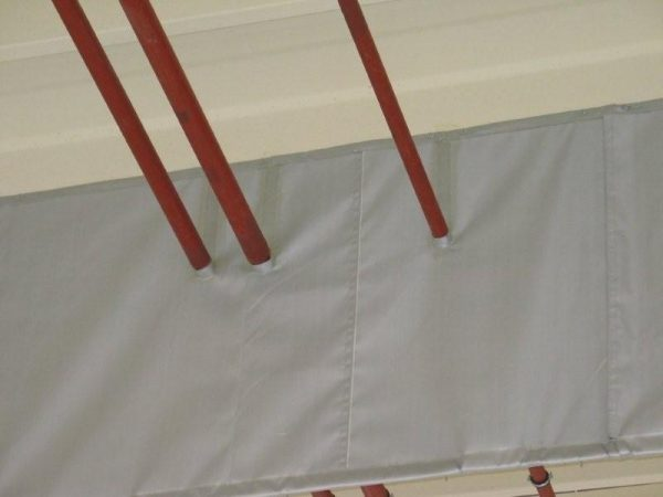 Exuvent.Antismoke Curtain